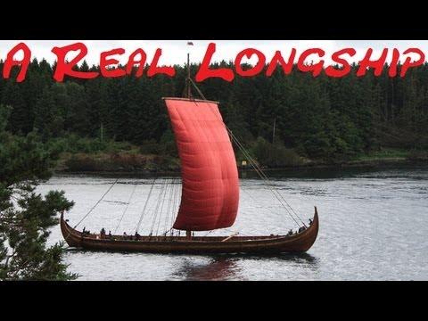 Dragon Harald Fairhair; The world's largest Viking longship