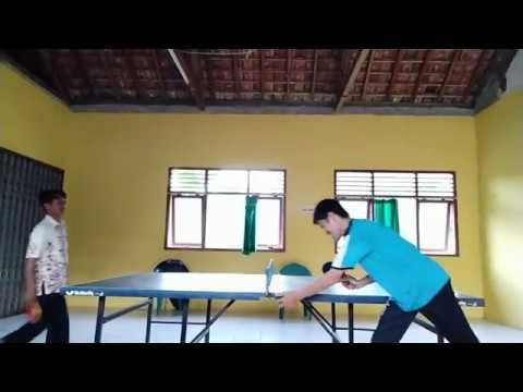 Ping Pong Amatir - Sutino Vs Ali (Game 2)