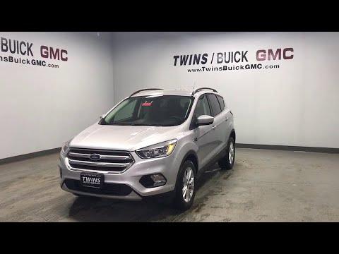 2018 Ford Escape Columbus, London, Marysville, Delaware, Sunbury, OH U2218