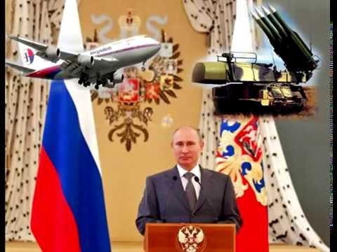 Ukraine War - MH17 False Flag Attack - Webster Tarpley