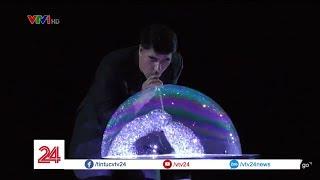 Gặp gỡ Fan Yang - Phù thủy bong bóng gốc Việt nắm tới 19 kỷ lục Guinness Thế Giới | VTV24