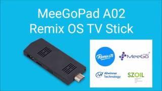 الكشف عن حاسوب الجيب Meegopad A02 بنظام Remix OS - أخبار ترايدنت التقنية