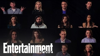 Celebrities Explain Why (Film) Size Doesn't Matter | Entertainment Weekly