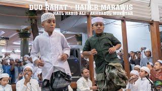 Download Lagu Bukan si kembar - Seperti Kembar duo Rahat zafin Hajir marawis- haul habib ali mp3