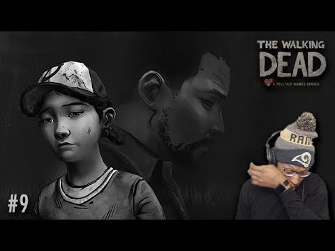 GROWN MAN TEARS!! | The Walking Dead: Season 1 | #9 [FINALE]