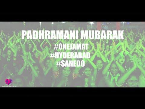 Diamond Jubilee - Sanedo Onejamat Onedance - Hyderabad Jamat.