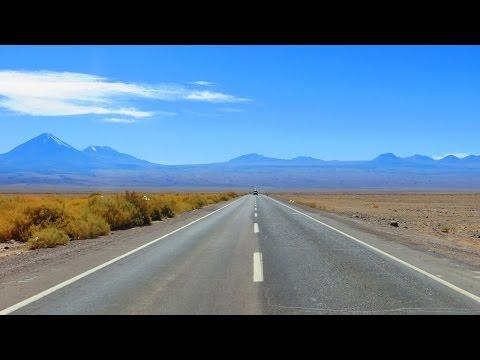 Video Completo Travessia Paso de Jama - San Pedro de Atacama (Chile) - Purmamarca (Argentina)