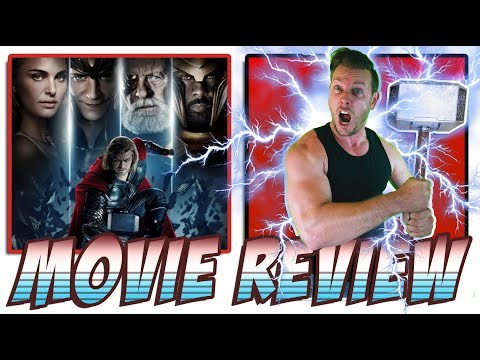 Thor (2011) - Movie Review (Journey to Marvel's Infinity War - An MCU Analysis Series) - 동영상