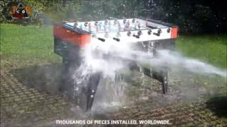 Outdoor Foosball Tables | Thailand Pool Tables