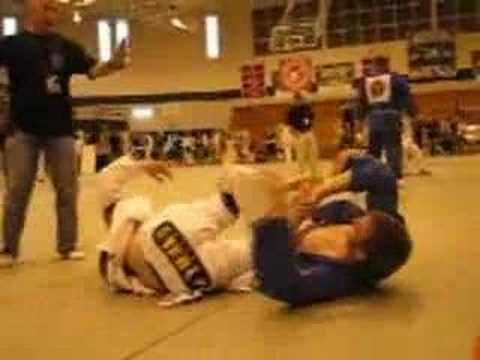 Memphis Judo & Jiu-jitsu - Steven Combs - Flying Footlock
