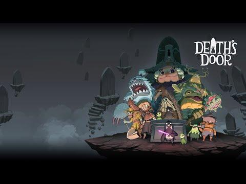 Death's Door Gameplay featuring Exploration and Combat |