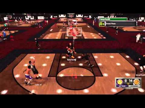 NBA2K16 high roller