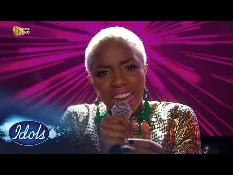 Top 16 Girls: Wattahmelon - Lose To Win - Idols SA | Mzansi Magic