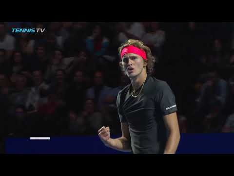 Highlights: Federer Forced To Battle Into Basel 2018 SF, Zverev Also Through