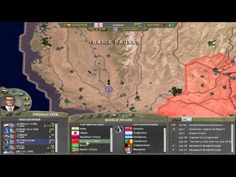 Supreme Ruler 2020 - Basics Tutorial (Part 1/2)