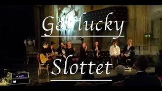 Fryshuset Rock & Soul på slottet - Get Lucky