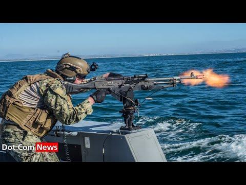 US Shocked ( April 07, 2020 ) : China Military Head Off US Warships In South China Sea