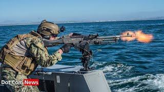 US Shocked (  May, 2020 ) : China Military head off US Warships in South China Sea