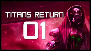 Titans Return DLC Gameplay Let