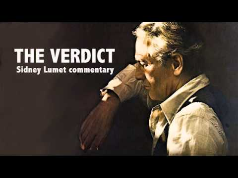 THE VERDICT - Sidney Lumet commentary