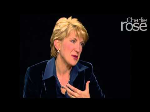 Carly Fiorina on being fired from HP (Oct. 10, 2006) | Charlie Rose