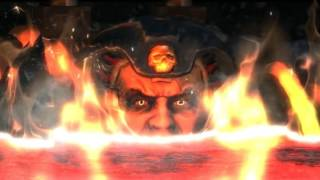 Warhammer 40,000 Dawn of War II Retribution вознесение Кираса в Демона Принца