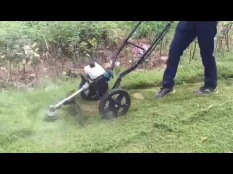 2 wheels hand push brush cutters can cause obvious Revolutionary liberation