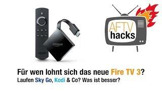Neues 4k Fire TV 3: Erster Test & für wen lohnt es sich? Unser Fazit / Review