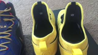 Kd9 NikeID Fail? Lebron 12 NikeID Review