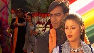 Shooting Of Hogi Pyaar Ki Jeet (1999) | Ajay Devgn | Arshad Warsi | Flashback Video