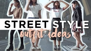 Street Style Outfit Ideas (Philippines) | Gelabeef
