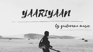 Yaariyan - Cocktail [Cover] / Guitarena Music