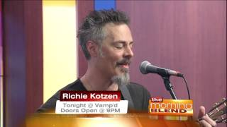 Richie Kotzen's Acoustic Performance in Las Vegas