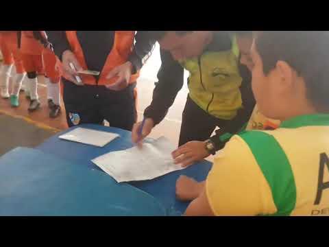 ASEBA vs LA PUNTA (clausura 2018)