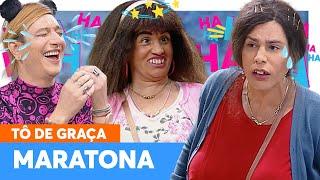 MARATONE a QUARTA SEMANA de TÔ DE GRAÇA! 💥| Tô De Graça | Humor Multishow