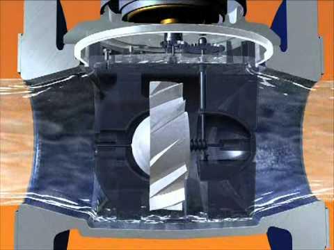 Woltman Dynamic Balance Water Meter Mpeg Youtube