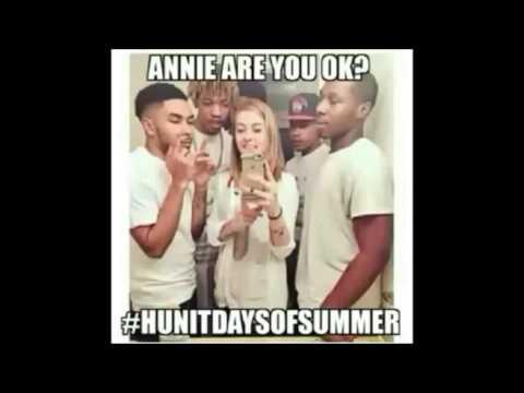 Hunit Days of Summer - Annie R U OK? [Vol. 1 - Track 5]