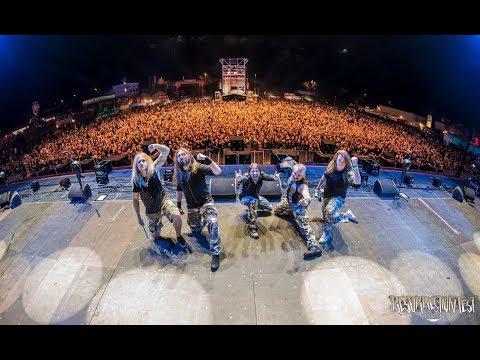 Sabaton - Live at Resurrection Fest EG 2017 [Full Show]