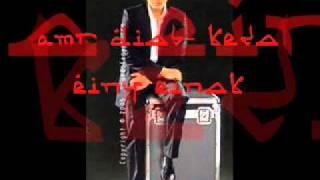 Amr Diab- Keda Einy Einak