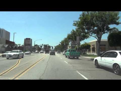 Driving In Compton California
