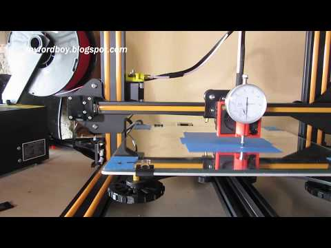 anet a8 assembly instructions pdf