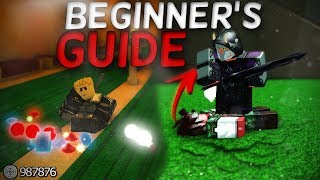 How to start in Rogue lineage - Roblox Rogue lineage Beginner's guide