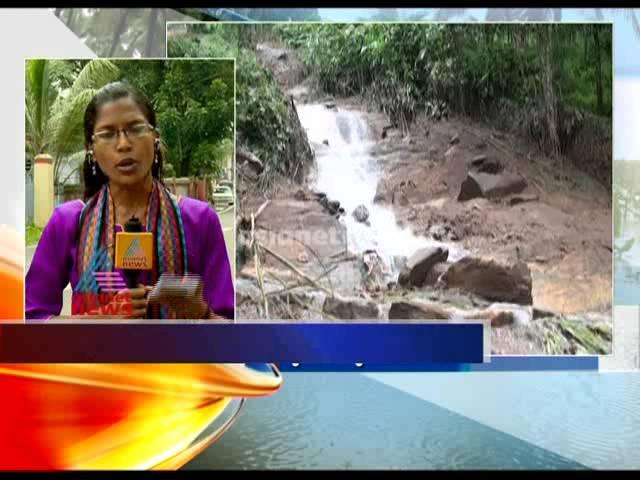 Landslip in Mundakayam: മുണ്ടക്കയം പാങ്ങപ്പാറയില് ഉരുള്പൊട്ടി