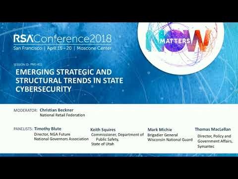 Emerging Strategic and Structural Trends in State Cybersecurity
