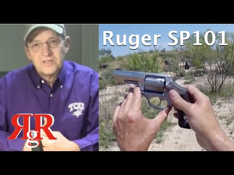 Ruger SP101 On the Range Review