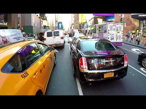 NYC Bike Lanes Reviewed: Broadway (Manhattan)