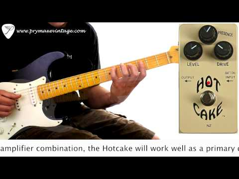 Crowther Audio Hotcake Distortion