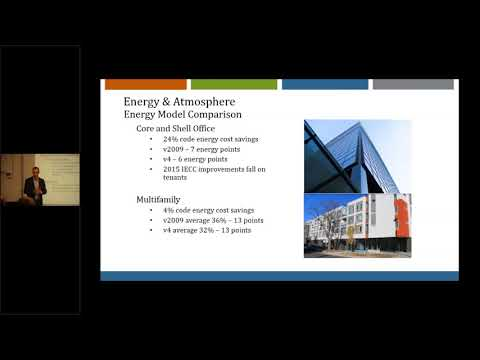 BSUG May 24th 2018 - Energy Modeling For LEED V4 In OpenStudio