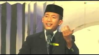 Ahmad Adim Ardian  -  Runner Up -  Arabic Public Speaking Contest - Gontor