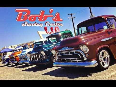 Sunday Cruise Bob's Downey Ca.
